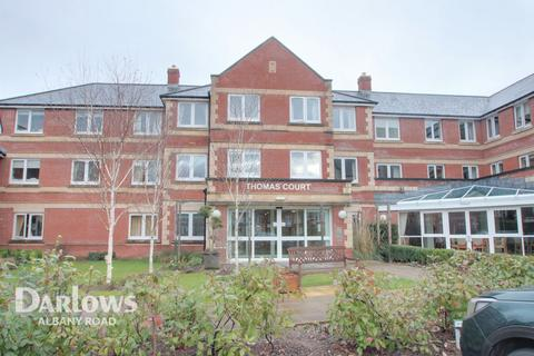 1 bedroom flat for sale - Marlborough Road, Cardiff