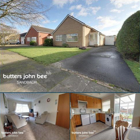 2 bedroom bungalow for sale - Tatton Drive