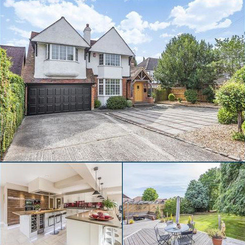 4 bedroom detached house for sale - Staines Road, Wraysbury, TW19
