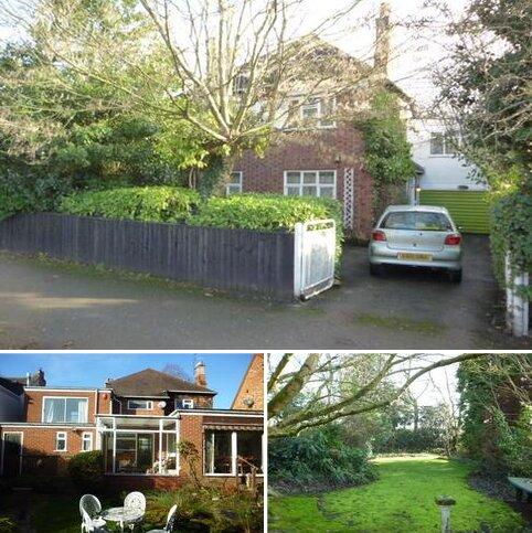 4 bedroom detached house for sale - HIGH PARK AVENUE, WOLLASTON, STOURBRIDGE DY8