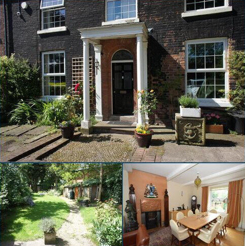 4 bedroom semi-detached house for sale - Bank House Barton Road Barton Upon Irwell M30 7AA