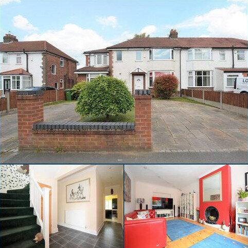 4 bedroom semi-detached house for sale - Moorside Road, Urmston M41