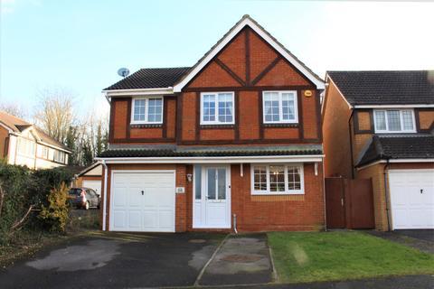 4 bedroom detached house for sale - Mayfield Ridge, Hatch Warren, Basingstoke, RG22