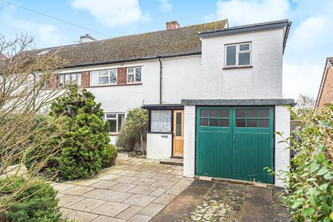 4 bedroom semi-detached house for sale - Harbord Road, North Oxford, OX2