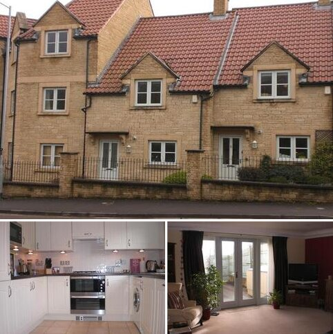 3 bedroom terraced house to rent - The Saw Mills, Bradford on Avon, BA15 2DB