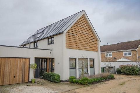 4 bedroom detached house for sale - Church Lane, Downend, Bristol, BS16 6TA