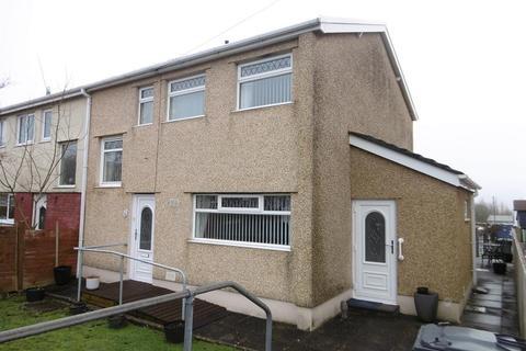 3 bedroom semi-detached house for sale - Clydach Avenue, Rassau, Ebbw Vale, Blaenau Gwent.