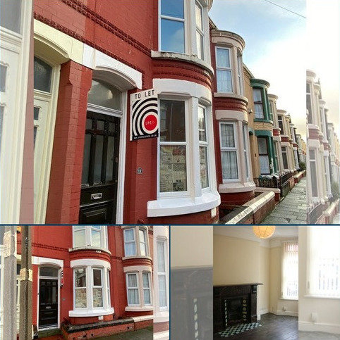 3 bedroom terraced house for sale - Blythswood Street, Aigburth, Merseyside, L17