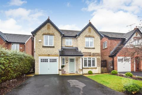 4 bedroom detached house for sale - Pendle Drive, WHALLEY, Clitheroe, Lancashire