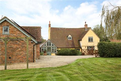4 bedroom detached house for sale - Pecks Farm Close, Bierton, Aylesbury, Buckinghamshire, HP22