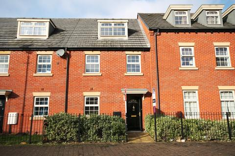 3 bedroom townhouse to rent - Shaftesbury Crescent, Derby