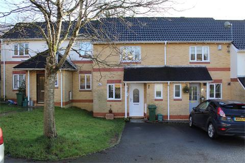2 bedroom terraced house for sale - 78 Clos Myddlyn, Beddau, Pontypridd, Rhondda, Cynon, Taff, CF38 2JT
