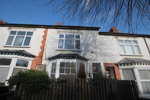 3 bedroom terraced house to rent - Upperton Road, Leicester