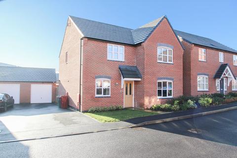 4 bedroom detached house for sale - Gittos Lane, Wingerworth
