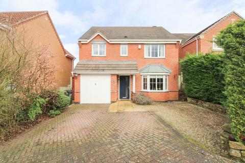 4 bedroom detached house for sale - Oadby Drive, Hasland, Chesterfield