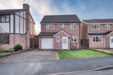 4 bedroom detached house for sale - Granary Road, Stoke Heath, Bromsgrove, B60 3QH