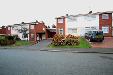 3 bedroom semi-detached house for sale - Elm Avenue, Connah's Quay