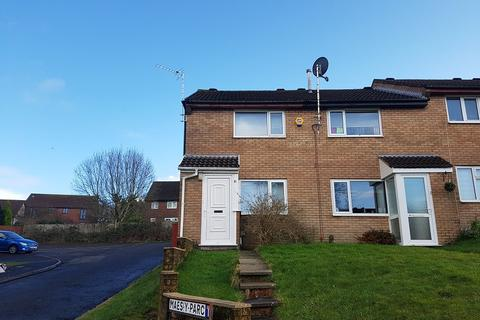 2 bedroom end of terrace house for sale - Maes-Y-Parc, Ravenhill, Swansea, City And County of Swansea.
