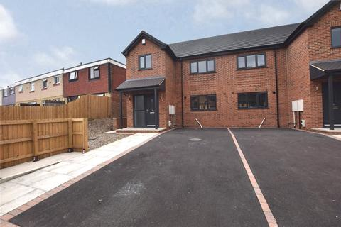 3 bedroom townhouse for sale - PLOT 4, Stonecliffe Drive, Leeds, West Yorkshire