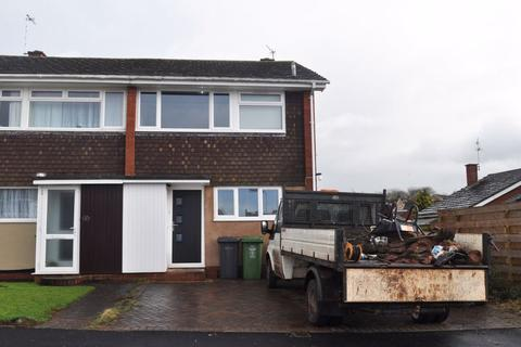 3 bedroom semi-detached house to rent - Holne Rise, Exeter