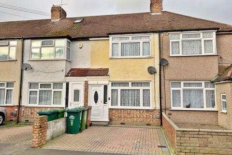 2 bedroom terraced house for sale - Osborne Avenue, Staines-Upon-Thames