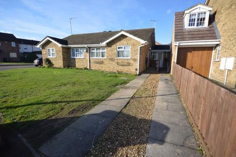 2 bedroom semi-detached bungalow for sale - Harlestone Close, Luton