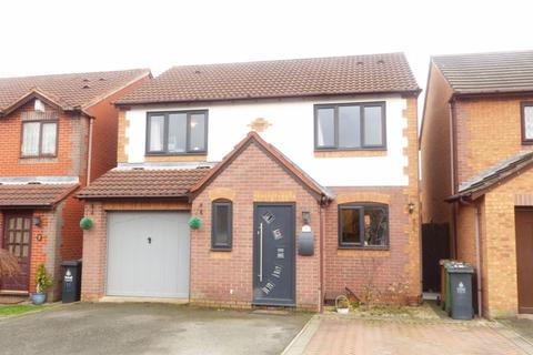 4 bedroom detached house for sale - Linley Close, Aldridge