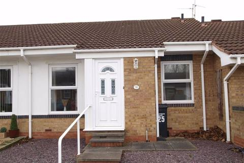 2 bedroom terraced bungalow for sale - Millne Court, Bedlington