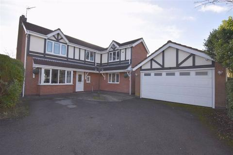 4 bedroom detached house for sale - Beaufort Close, Burbage, Leicestershire