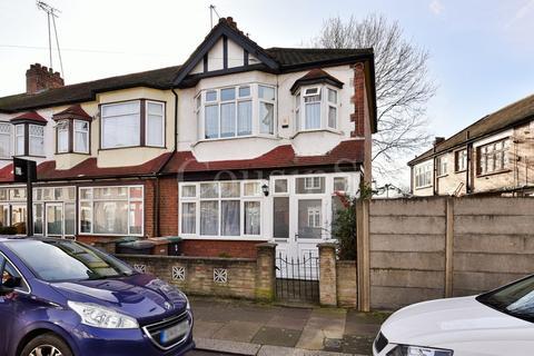 3 bedroom end of terrace house for sale - Farningham Road, London, N17