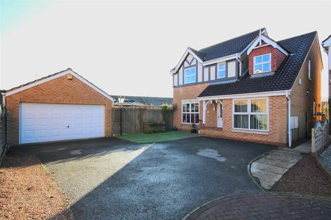 4 bedroom detached house for sale - Whitefields Close, Beverley