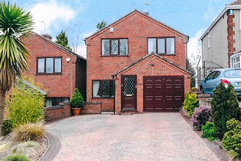 4 bedroom detached house for sale - Rugby Road, Burbage