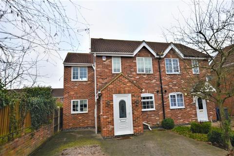 3 bedroom semi-detached house for sale - Little Woodbury Drive, Heatherton, Derby