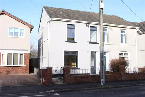 4 bedroom semi-detached house for sale - Borough Road, Loughor