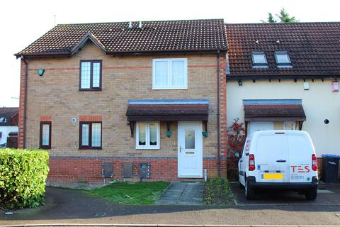 2 bedroom terraced house for sale - Marseilles Close, Duston, Northampton NN5 6YT