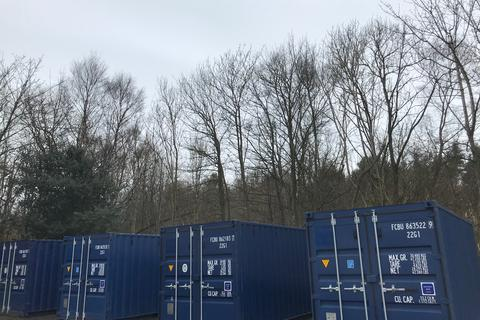 Storage to rent - Storage Containers, Whitequarries Industrial Estate, Winchburgh EH52
