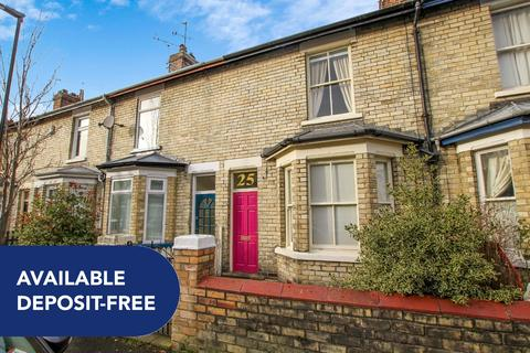 3 bedroom terraced house to rent - Emerald Street, York, YO31 8LQ