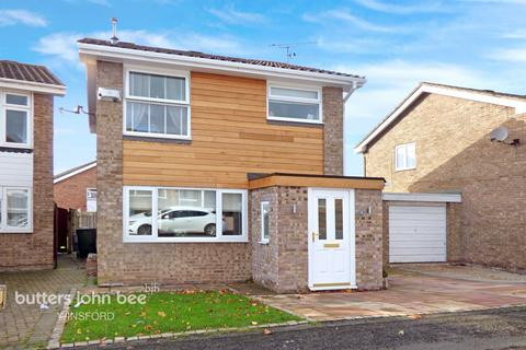 3 bedroom detached house for sale - Forest Road, Winsford