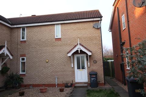 2 bedroom semi-detached house for sale - Newham Close, Leicester, LE4