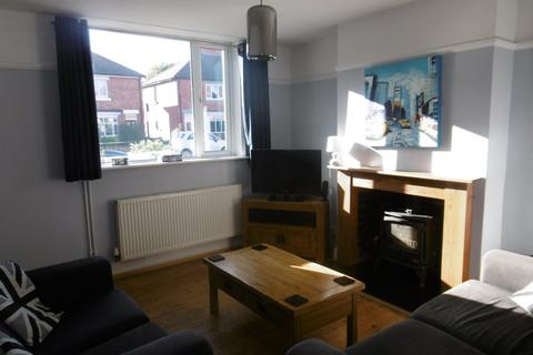 2 bedroom terraced house to rent - Birch Avenue, Beeston, NG9 1LL