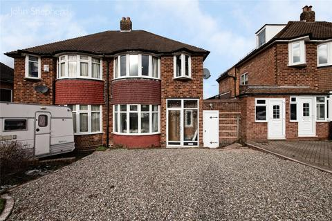 3 bedroom semi-detached house for sale - Rangoon Road, Solihull, West Midlands, B92
