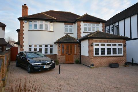 5 bedroom detached house for sale - Nelmes Close, Emerson Park, Hornchurch, RM11
