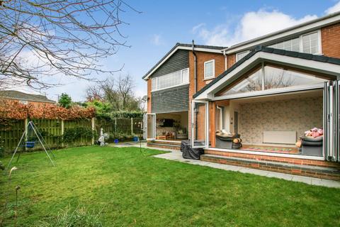 5 bedroom detached house for sale - Welbeck Close, Dronfield Woodhouse, Derbyshire, S18 8ZT
