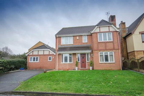 4 bedroom detached house for sale - Robbins Court, Emersons Green, Bristol, BS16 7BG