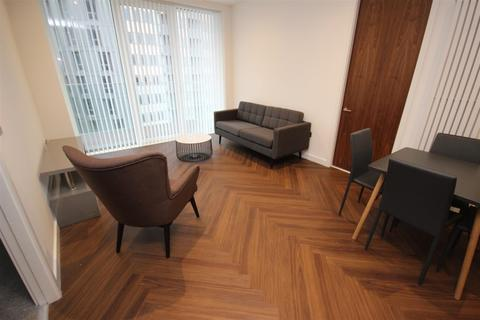 2 bedroom apartment to rent - The Lightbox, Blue Media City Uk M50
