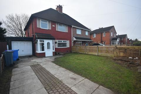 3 bedroom semi-detached house to rent - Wilbraham Road, Fallowfield, Manchester, M14 7DT