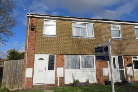 2 bedroom end of terrace house for sale - LUTTERWORTH