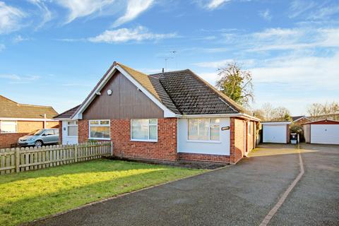 2 bedroom semi-detached bungalow for sale - The Close, Saughall