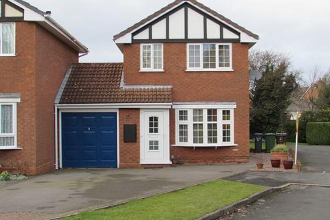 3 bedroom link detached house for sale - Shelsley Way, Solihull