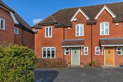 2 bedroom semi-detached house for sale - Chillandham Lane, Itchen Abbas, Winchester, SO21